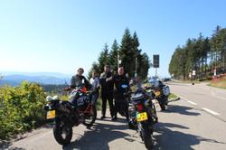 Koetsier motorrit Zwarte Woud 8