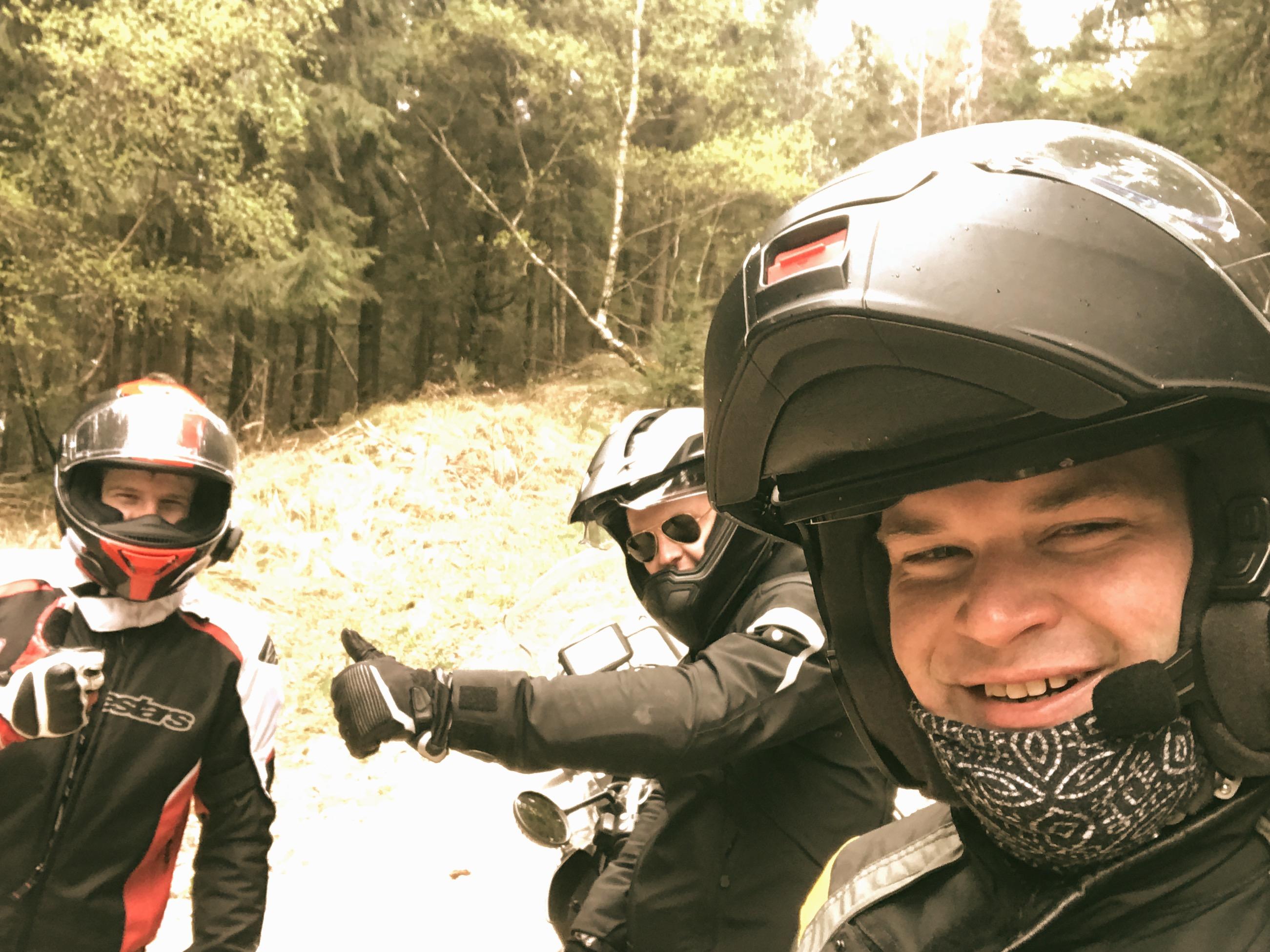Koetsier motorrit Zwarte Woud 14