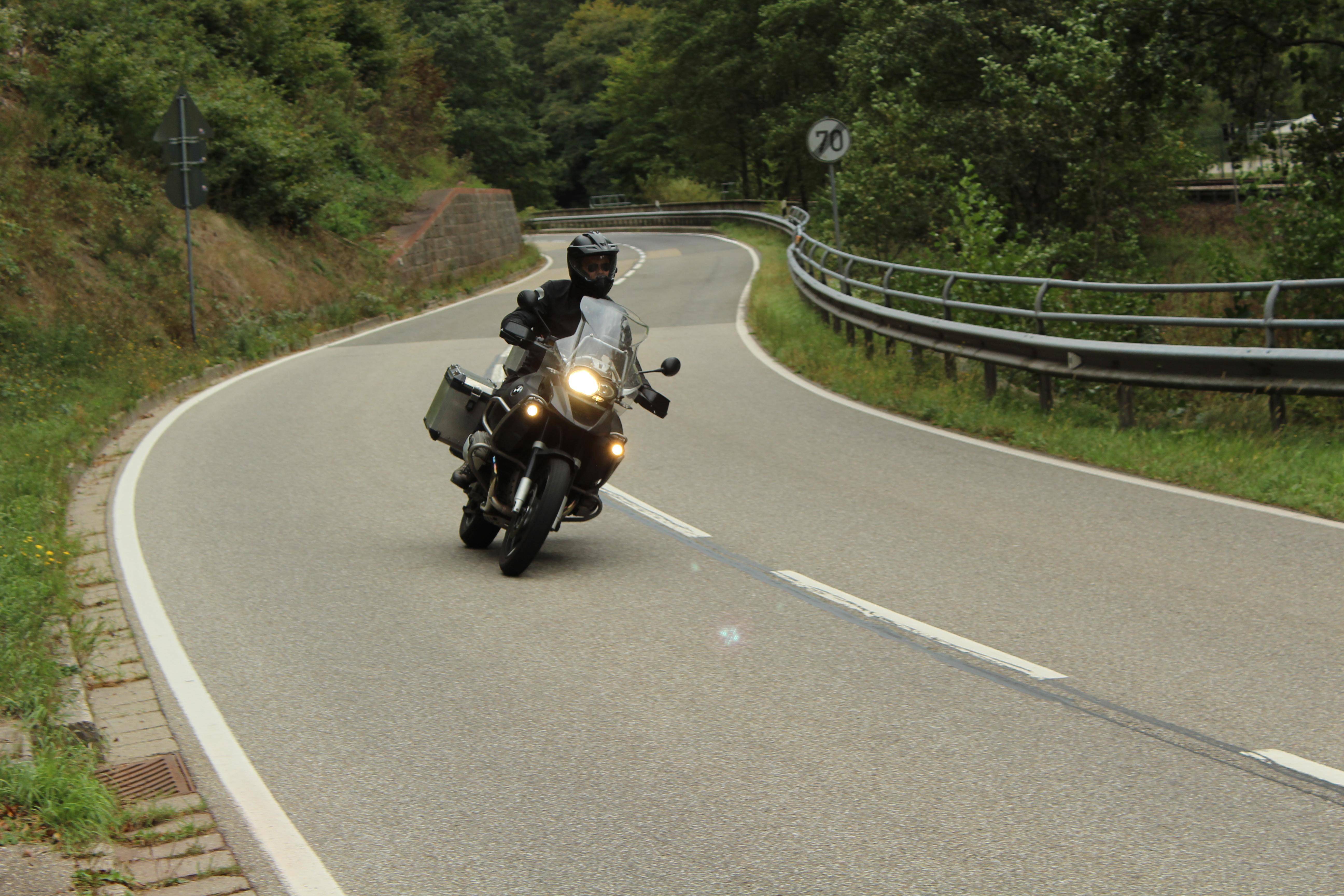 Koetsier motorrit Zwarte Woud 2