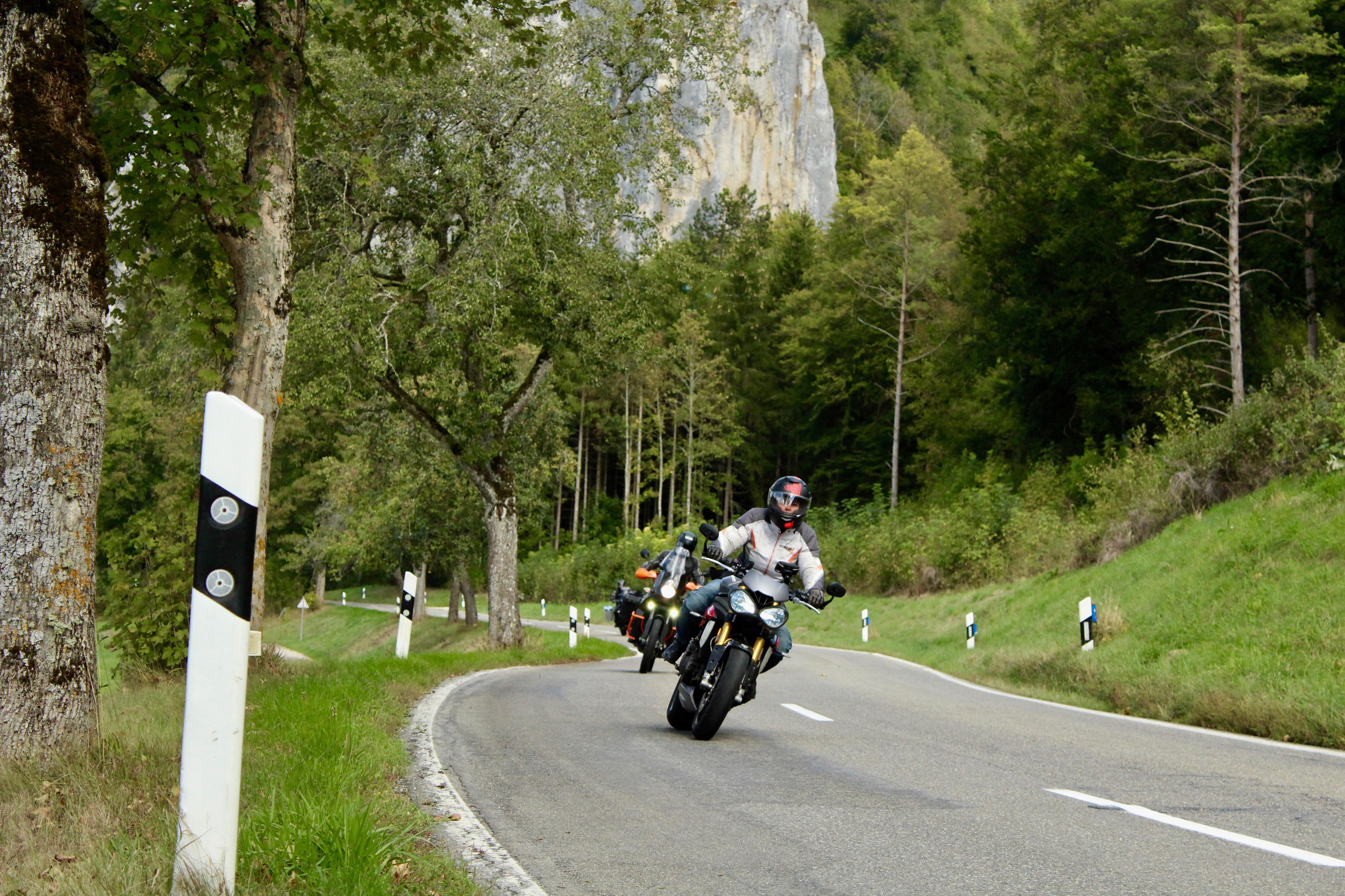 Koetsier motorrit Zwarte Woud 9