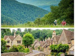 From the Catskills to the Cotswolds