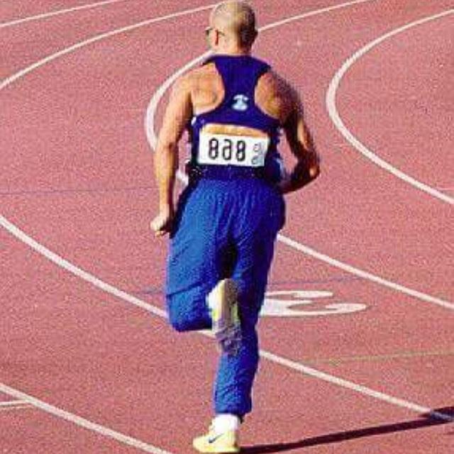1998 Nike World Games 1500