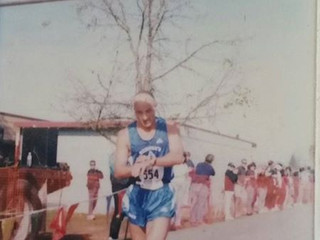Memory Lane in Napa Valley (~ March 1st 1998 RRCA National Marathon Championships