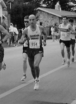 1998 Wharf to Wharf race 6 miles 31.29