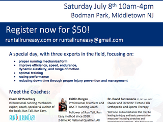 One day special clinic- three specialized presenters ~