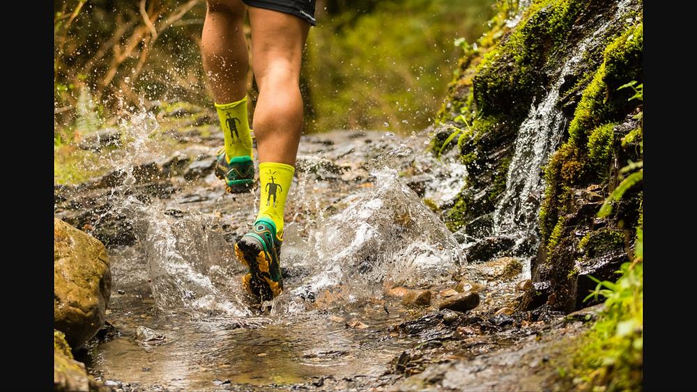 Hit those trails !