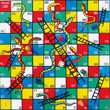 Snakes (Shoots) & Ladders