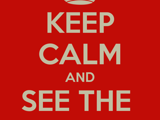 Keep calm & see the big picture !