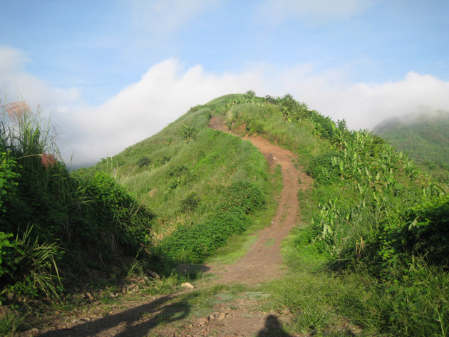 Hill repeats will bring you to the 'top' of your game !