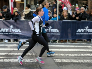 Simple adjustments might break two-hour marathon barrier: study - A great article written by Gretche