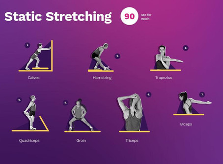 All stretches are not created equally!