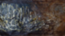 Art Abstract Conceptual Calligraphy