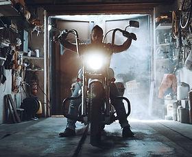 Custom Built Motorcycle Insurance