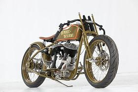 Vintage Motorcycle Insurance