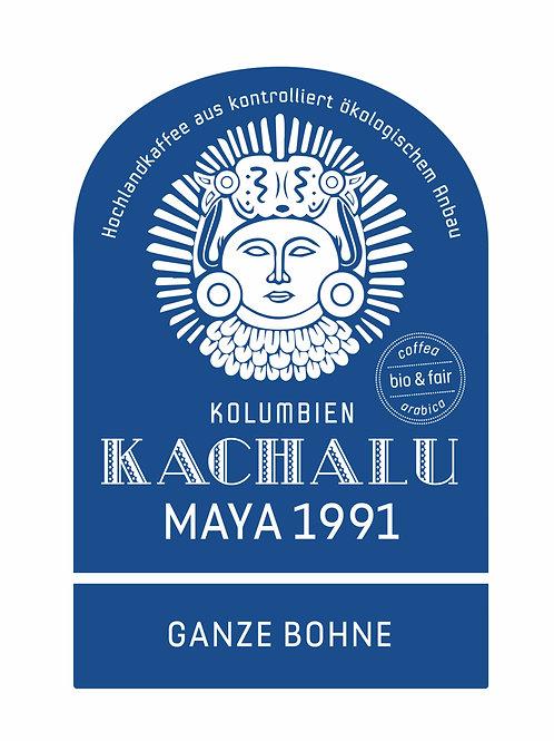 CoffeeAngels Bio-Hochlandkaffee Kachalú - 100% Arabica
