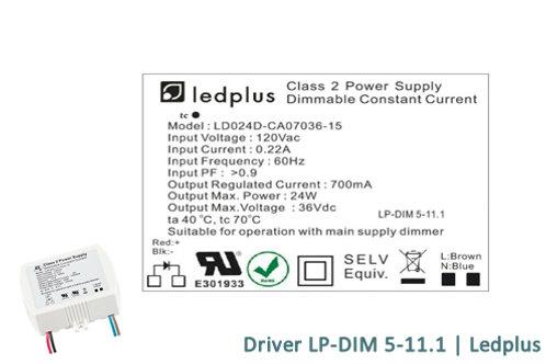 Driver LP-DIM 5-11.1 | Ledplus