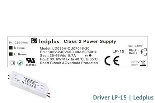 Driver LP-15 | Ledplus