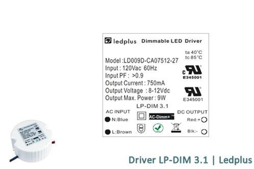 Driver LP-DIM 3.1 | Ledplus