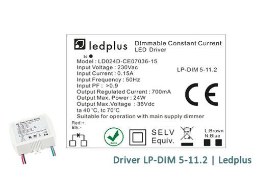 Driver LP-DIM 5-11.2 | Ledplus