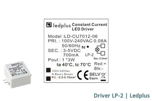 Driver LP-2 | Ledplus