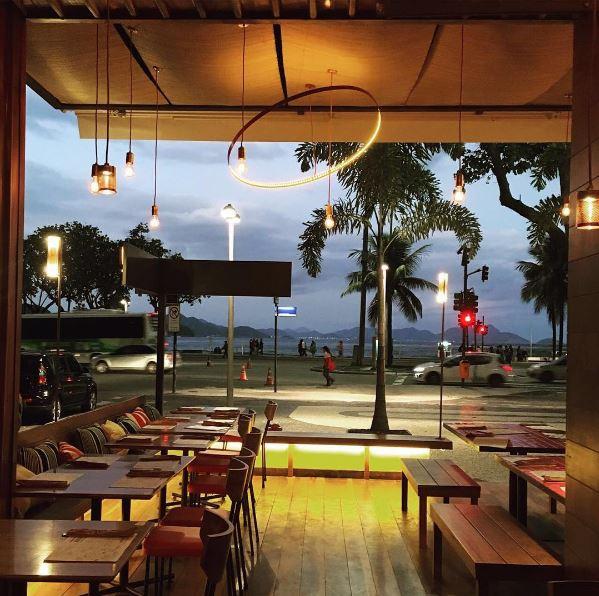Restaurante Copacabana - RJ