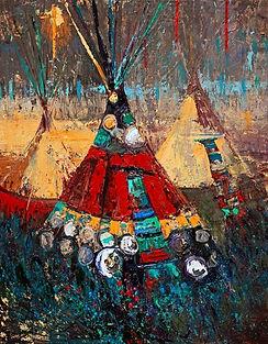 Kira Fercho Western Art