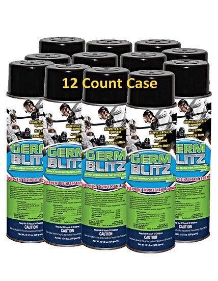 BLITZ Aerosol Spray - 12 count case