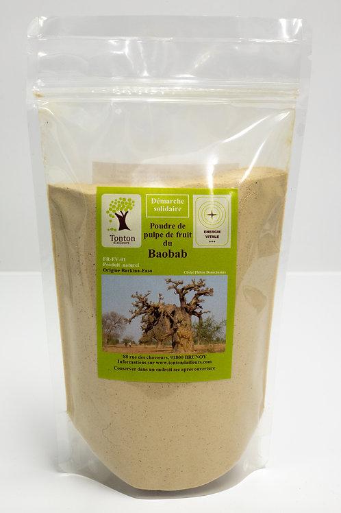 Poudre de Baobab Solidaire