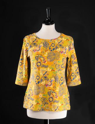 3/4 Arm Shirt - Jersey