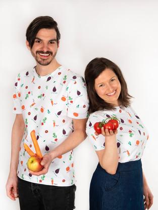 Eat your Veggies Shirt for Men and Women