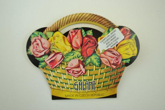 Jehly mapky košíček Galant