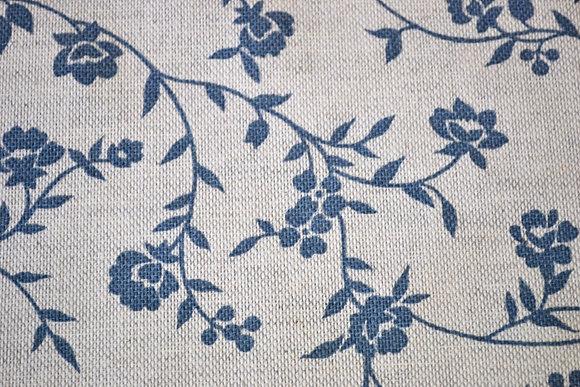 D květy šedomodré