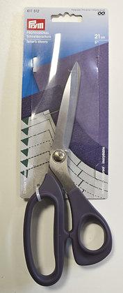 Nůžky krejčovské KAI 21cm