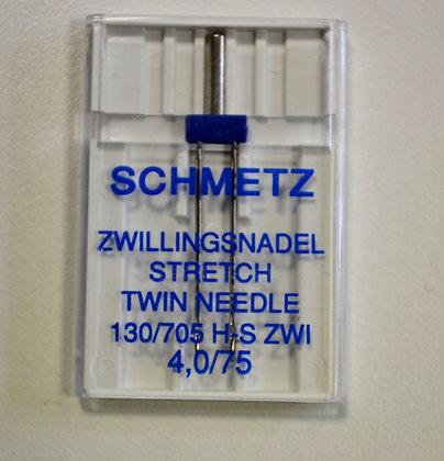Dvojjehla Schmetz  stretch 4,0/75