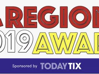 BroadwayWorld Regional 2019 Award
