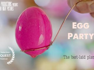 Egg Party's World Premiere at Cinequest Film Festival!