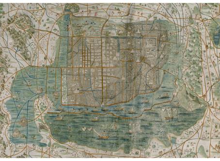Cinco siglos para unir los mares: Breve crónica contrafactual de la ciudad lacustre