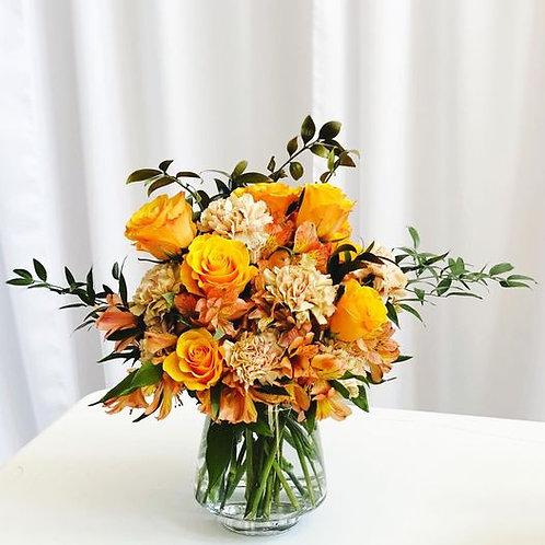 Fresh Floral Arrangement - Medium