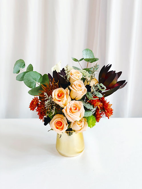 Fresh Floral Arrangement - Small