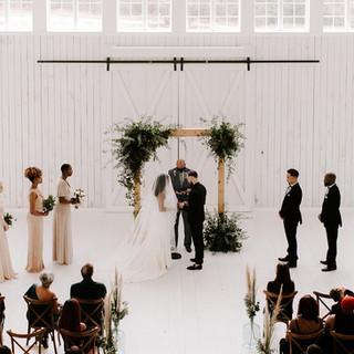 Asantra + Steven Wedding at White Sparrow