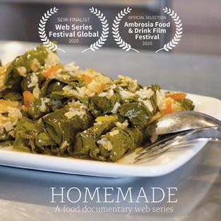 Homemade (Food Documentary Series)