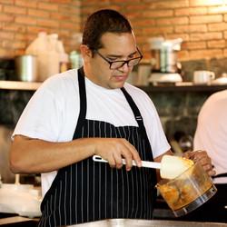 Entrevista al chef Edgardo Morales