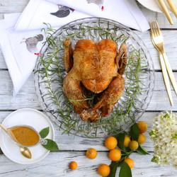 Mojito para el pollo rostizado