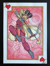 Jack of Hearts - $170