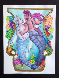 Seahorse Dads