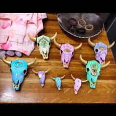 Handpainted ceramic skulls.jpg