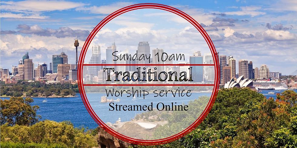 AM Worship Online