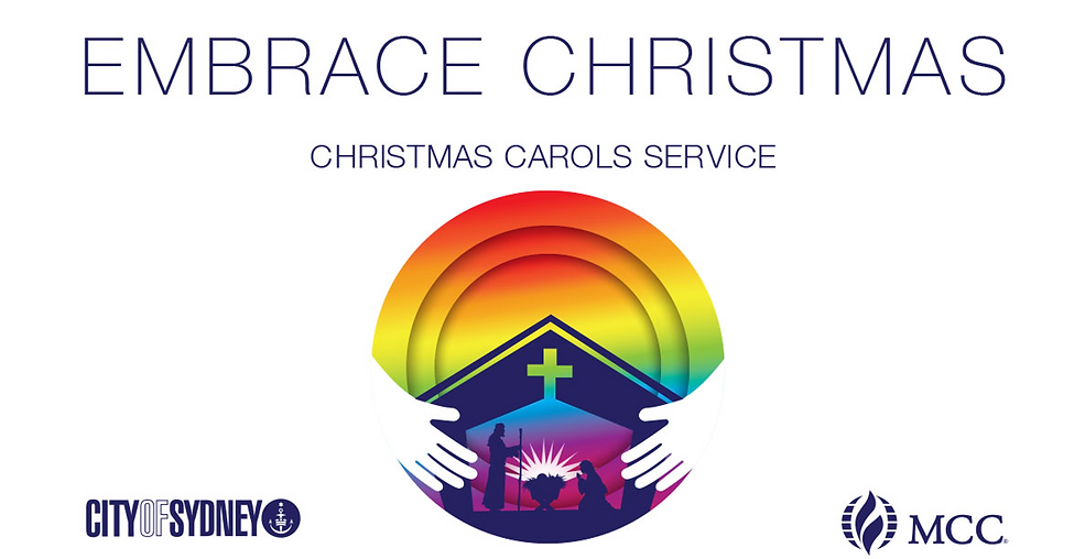 Embrace Christmas with MCC Sydney