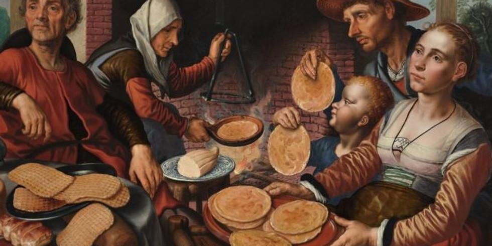 Shrove Tuesday Service