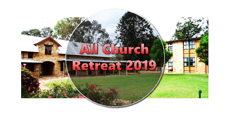 All Church Retreat